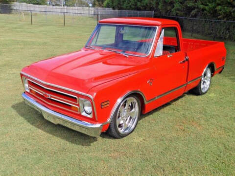1968 Chevrolet C/K 10 Series for sale at Hines Auto Sales in Marlette MI