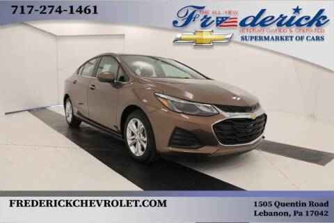2019 Chevrolet Cruze for sale at Lancaster Pre-Owned in Lancaster PA