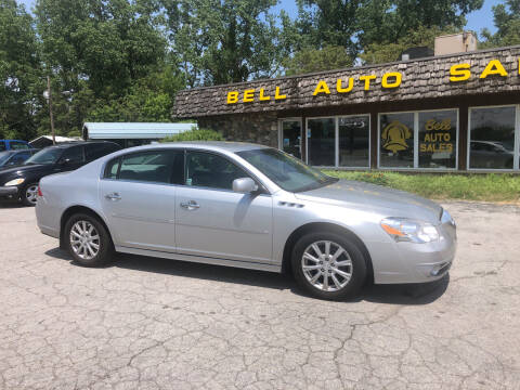 2010 Buick Lucerne for sale at BELL AUTO & TRUCK SALES in Fort Wayne IN