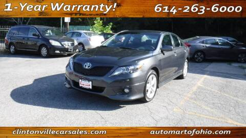 2011 Toyota Camry for sale at Clintonville Car Sales - AutoMart of Ohio in Columbus OH