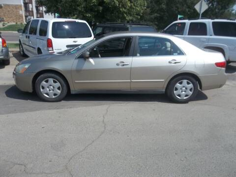 2005 Honda Accord for sale at A Plus Auto Sales in Sioux Falls SD