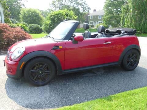 2014 MINI Convertible for sale at CullcoCars.com in Cranston RI