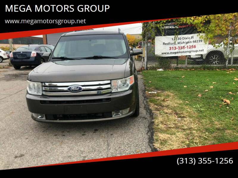 2011 Ford Flex for sale at MEGA MOTORS GROUP in Redford MI