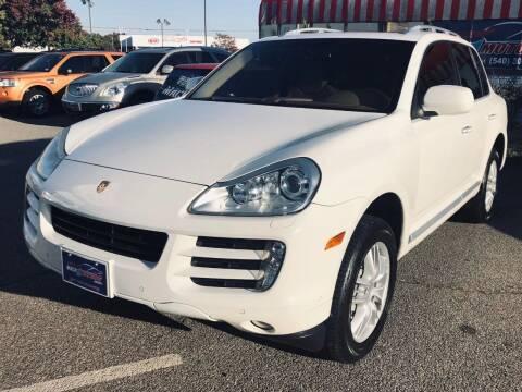 2010 Porsche Cayenne for sale at Mack 1 Motors in Fredericksburg VA