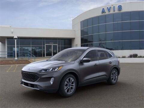2020 Ford Escape for sale at Work With Me Dave in Southfield MI