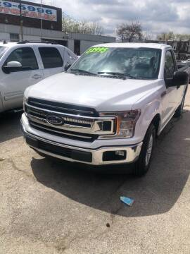 2019 Ford F-150 for sale at Z & A Auto Sales in Philadelphia PA