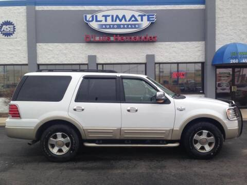 2005 Ford Expedition for sale at Ultimate Auto Deals DBA Hernandez Auto Connection in Fort Wayne IN