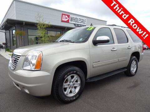 2013 GMC Yukon for sale at Wholesale Direct in Wilmington NC
