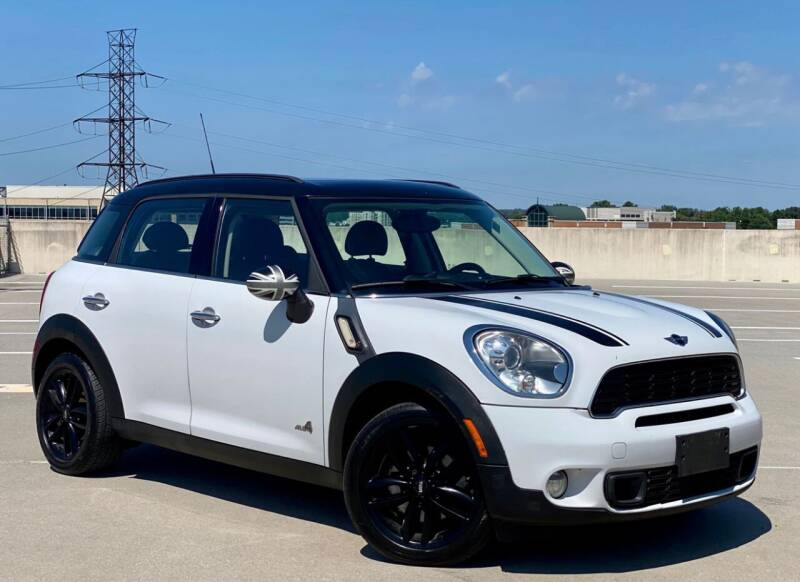 2011 MINI Cooper Countryman for sale at Car Match in Temple Hills MD