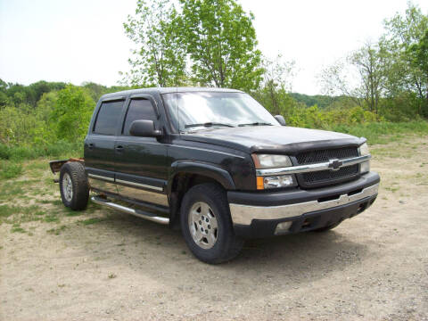2004 Chevrolet Silverado 1500 for sale at Summit Auto Inc in Waterford PA