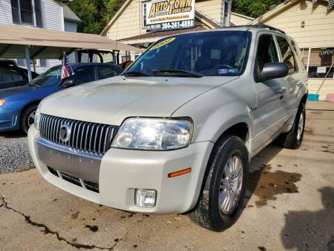 2007 Mercury Mariner for sale at Auto Town Used Cars in Morgantown WV