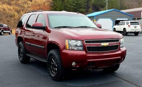 2008 Chevrolet Tahoe for sale at Elite Auto Brokers in Lenoir NC