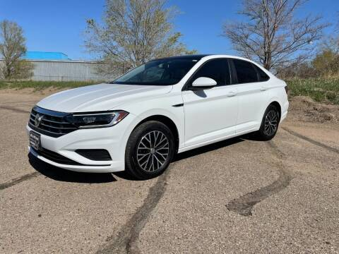 2019 Volkswagen Jetta for sale at BISMAN AUTOWORX INC in Bismarck ND