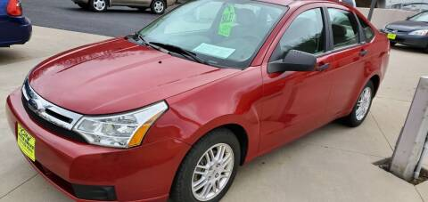 2010 Ford Focus for sale at City Auto Sales in La Crosse WI