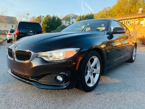 2014 BMW 4 Series for sale at Classic Luxury Motors in Buford GA