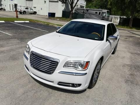 2014 Chrysler 300 for sale at Best Price Car Dealer in Hallandale Beach FL