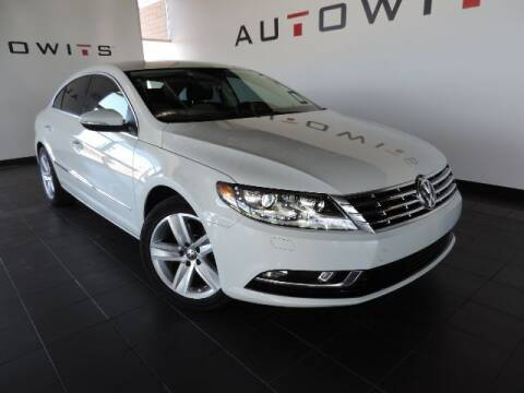 2016 Volkswagen CC for sale at AutoWits in Scottsdale AZ