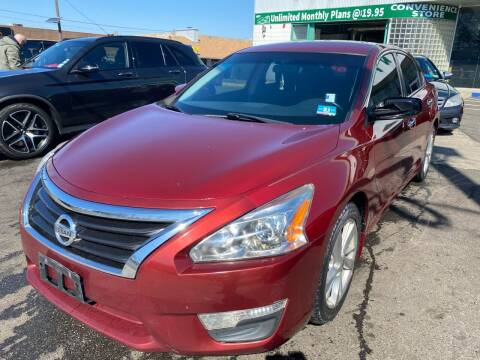 2013 Nissan Altima for sale at MFT Auction in Lodi NJ