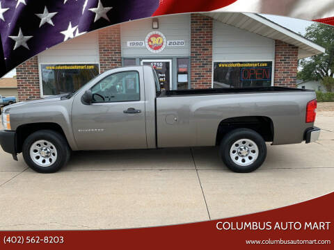 2013 Chevrolet Silverado 1500 for sale at Columbus Auto Mart in Columbus NE
