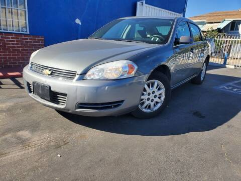 2007 Chevrolet Impala for sale at GENERATION 1 MOTORSPORTS #1 in Los Angeles CA