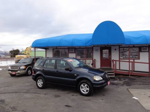 1999 Mercedes-Benz M-Class for sale at Jim's Cars by Priced-Rite Auto Sales in Missoula MT