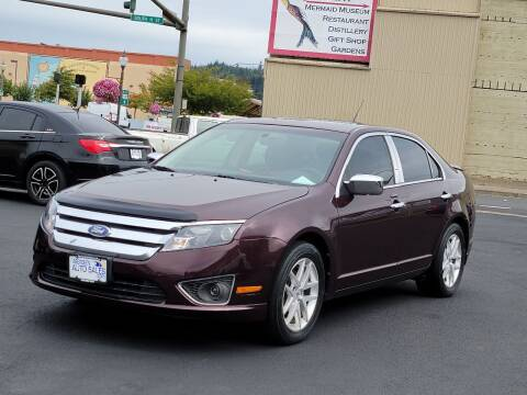 2011 Ford Fusion for sale at Aberdeen Auto Sales in Aberdeen WA