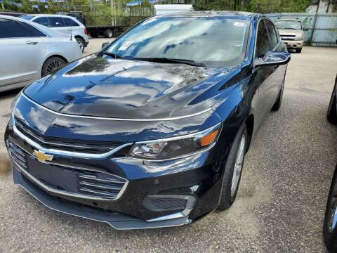 2018 Chevrolet Malibu for sale at Extreme Auto Sales LLC. in Wautoma WI