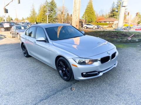 2014 BMW 3 Series for sale at KARMA AUTO SALES in Federal Way WA