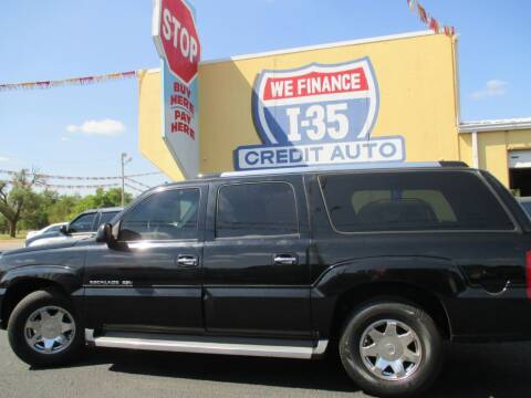 2005 Cadillac Escalade ESV for sale at Buy Here Pay Here Lawton.com in Lawton OK