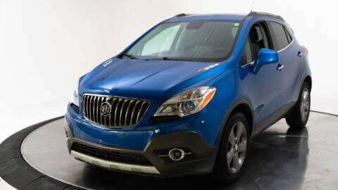 2013 Buick Encore for sale at AUTOMAXX MAIN in Orem UT