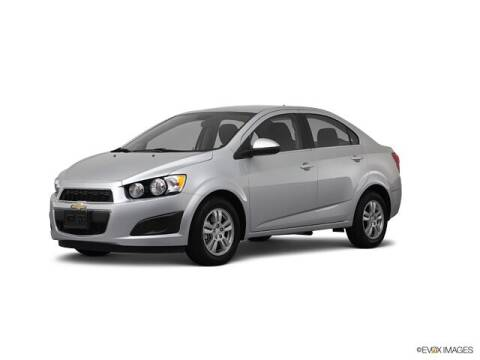 2012 Chevrolet Sonic for sale at CHAPARRAL USED CARS in Piney Flats TN