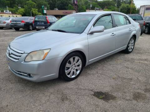 2007 Toyota Avalon for sale at Johnny's Motor Cars in Toledo OH
