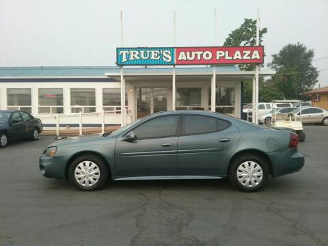 2007 Pontiac Grand Prix for sale at True's Auto Plaza in Union Gap WA
