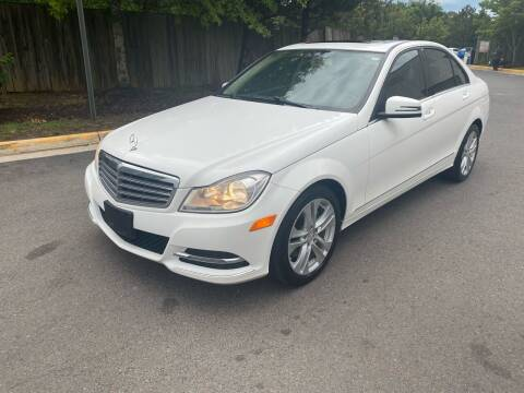 2014 Mercedes-Benz C-Class for sale at Super Bee Auto in Chantilly VA