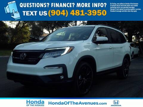 2021 Honda Pilot for sale at Honda of The Avenues in Jacksonville FL