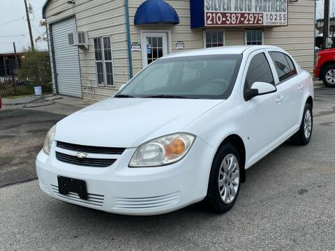 2009 Chevrolet Cobalt for sale at Silver Auto Partners in San Antonio TX