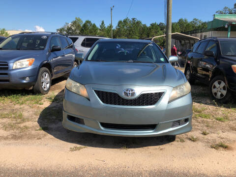 2007 Toyota Camry for sale at Stevens Auto Sales in Theodore AL