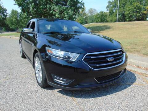 2016 Ford Taurus for sale at Auto House Superstore in Terre Haute IN