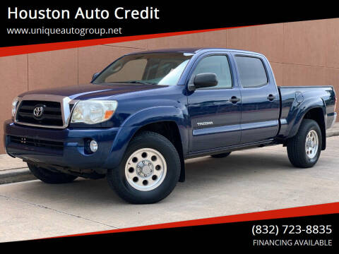 2005 Toyota Tacoma for sale at Houston Auto Credit in Houston TX