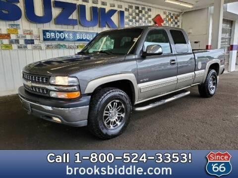 2001 Chevrolet Silverado 1500 for sale at BROOKS BIDDLE AUTOMOTIVE in Bothell WA