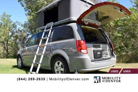 2013 Dodge Grand Caravan for sale at CO Fleet & Mobility in Denver CO
