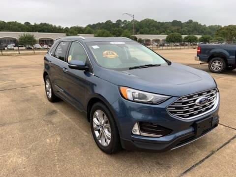 2019 Ford Edge for sale at Gregg Orr Pre-Owned Shreveport in Shreveport LA