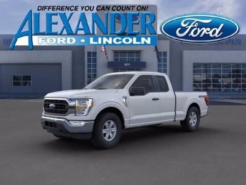 2021 Ford F-150 for sale at Bill Alexander Ford Lincoln in Yuma AZ