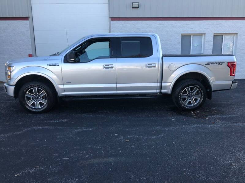 2016 Ford F-150 for sale at Ryan Motors in Frankfort IL