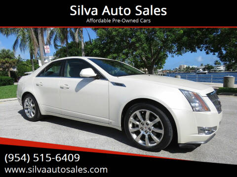 2009 Cadillac CTS for sale at Silva Auto Sales in Pompano Beach FL