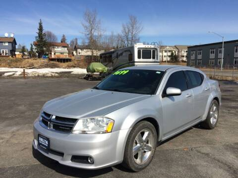 2011 Dodge Avenger for sale at Delta Car Connection LLC in Anchorage AK