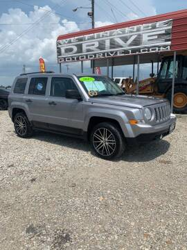 2017 Jeep Patriot for sale at Drive in Leachville AR