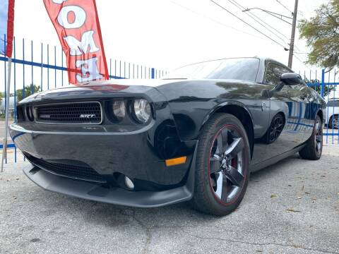2014 Dodge Challenger for sale at Always Approved Autos in Tampa FL
