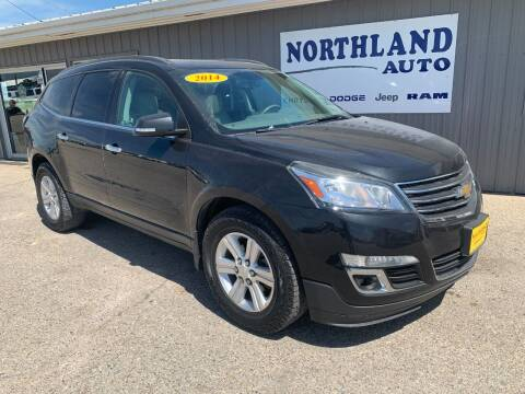 2014 Chevrolet Traverse for sale at Northland Auto in Humboldt IA