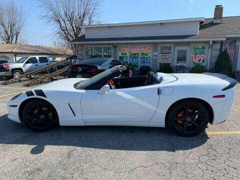 2013 Chevrolet Corvette for sale at Revolution Motors LLC in Wentzville MO